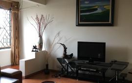 Cho thuê căn hộ M3- M4 Nguyễn Chí Thanh, 135m2, 3PN, full nội thất, giá 13 triệu/tháng