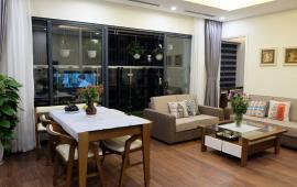 Cho thuê chung cư M5 Nguyễn Chí Thanh, căn góc, 150m2, đủ đồ, 16tr/th