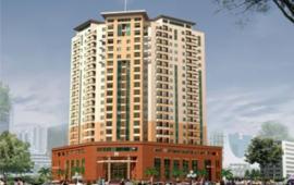 Cho thuê chung cư đường Vũ Phạm Hàm 118m2, 3 phòng ngủ 9 tr/tháng vào ngay