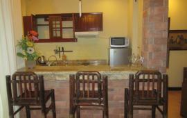 Cho thuê căn hộ Packexim 02 phòng ngủ, tủ bếp điều hòa giá 7tr diện tích 65m2