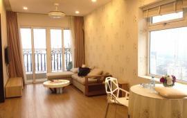 Cho thuê CHCC Sky Light 125D Minh Khai, tầng 15 view đẹp, 80m2, đồ cơ bản, giá 8 triệu/tháng