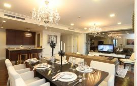Cho thuê chung cư Royal City tòa R3 căn hiếm 195m2, view trực diện quảng trường Royal