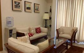 Căn góc tầng 22, toà Starcity Lê Văn Lương, 79m2, 2 ngủ, đủ nội thất, hướng nam, giá 13 triệu/tháng