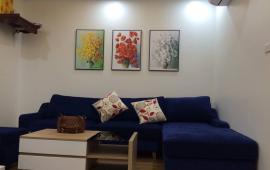 Cho thuê chung cư Home City Trung Kính, căn góc 70m2, 2PN đủ nội thất, 13 triệu/tháng
