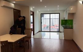 Cho thuê căn hộ CCCC Phú Gia số 3 Nguyễn Huy Tưởng, 98m, 2PN, đồ cơ bản, 10 tr/th