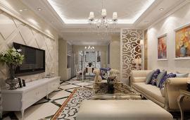 Cho thuê căn hộ cao cấp Hong Kong Tower, 3PN, dt 126m2, full nội thất, giá 28 tr/th