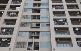Cho thuê căn hộ chung cư 102 Trường Chinh, 2 phòng ngủ, đồ cơ bản, giá 10 triệu/tháng