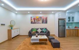 Cho thuê chung cư mới 35 Lê Văn Thiêm Thanh Xuân 96m2 đồ cơ bản, giá 10tr/ tháng, 0903.279.587