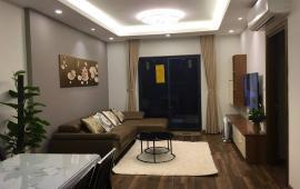 Cho thuê CHCC Goldmark City, diện tích 78m2, 2 phòng ngủ, vừa xong nội thất 11tr/th. 0936496919