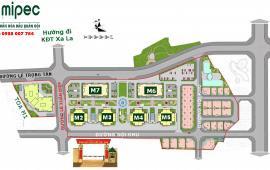Bán chung cư Mipec City Kiến Hưng Hà Đông giá chỉ từ 850trieu/căn 2 ngủ,căn góc,tầng đẹp