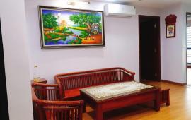 Cho thuê căn hộ CCCC 125 Hoàng Ngân, 55m2, 2PN, full đồ đẹp, 11.5 tr/tháng