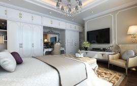 Cho thuê căn hộ Platinum Nguyễn Công Hoan 3PN dt 115m2 full nội thất giá 23 triệu/tháng