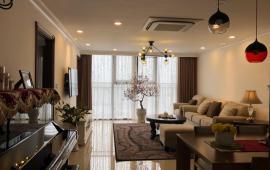 Cho thuê căn hộ cao cấp tại 36 Hoàng Cầu, Tân Hoàng Minh 120m2, 3PN, đủ đồ view hồ, giá 21 tr/th
