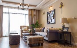 Cho thuê căn hộ Platinum số 6 Nguyễn Công Hoan 120m2, 3PN full đồ giá 26 triệu/tháng