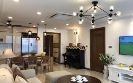 Cho thuê căn hộ tại D'.Le Pont D'or, Tân Hoàng Minh,36 Hoàng Cầu 116m2, 2PN,giá 19triệu/tháng.
