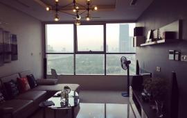 Cho thuê căn hộ chung cư Golden West Lê Văn Thiêm, 96m2, 3PN, full đồ, 14 tr/th
