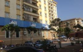 Cho thuê CHCC tòa CT3 khu đô thị Mễ Trì Thượng, cách big C 1km