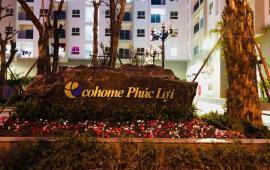 Cho thuê căn hộ chung cư view đẹp, đã có đồ ở Ecohome Phúc Lợi, Long Biên, 68m2, giá 5tr/tháng