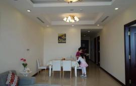 Cho thuê căn hộ chung cư Richland Southern, 3 phòng ngủ, full đồ, đang trống, 18tr/th