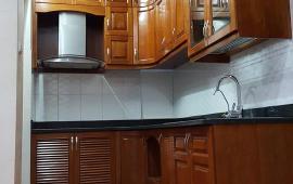 Cho thuê chung cư CT17 Bộ Công An, 80m2, nội thất đầy đủ, giá 9tr/tháng. LH 0966155870