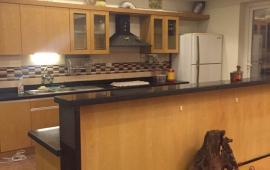 Chính chủ cần cho thuê căn hộ 170 Đê la Thành GP Building, dt 150m2, 3 PN, full đồ, giá 16 tr/th