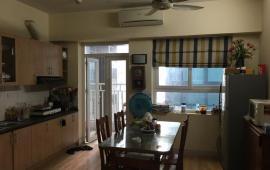Cho thuê CHCC Sông Hồng Park View (165 Thái Hà) DT 60m2, 2 phòng ngủ, giá 9tr/tháng