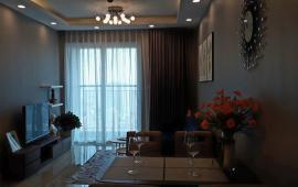 Cho thuê CHCC Seasons Avenue tầng 18, 72 m2, 2 phòng ngủ, đủ đồ, 11tr/th. LH: 0936496919.