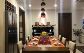 Chính chủ cho thuê gấp căn hộ tại 15-17 Ngọc Khánh 123m2,3 ngủ full đồ 16 tr LH:Hà 0982100832