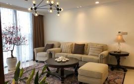 Chính chủ cần cho thuê căn hộ The Lancaster 20 Núi Trúc dt 123m2, 3 ngủ full đồ giá 30 triệu Lh 0982100832