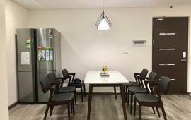 Cho thuê căn hộ Hong Kong Tower, 3PN, DT 127m2, đầy đủ nội thất, giá 22 tr/tháng