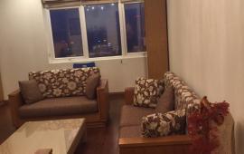 Chính chủ cần cho thuê căn hộ 27 Huỳnh Thúc Kháng DT 130m2, 3 PN, đồ cơ bản, giá 12 tr/th