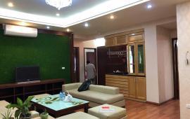 Cho thuê gấp CHCC 671 Hoàng Hoa Thám 112m2, 3 phòng ngủ, 2 vệ sinh, đủ đồ nhà đẹp vào ngay
