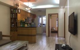 Chinh chủ cần cho thuê gấp căn hộ chung cư 137 Nguyễn Ngọc Vũ, 3PN, đủ đồ, vào ngay