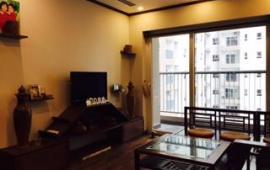 Cho thuê CHCC An Bình City, 90.6m2, tòa A8, đồ sang trọng theo thiết kế, view hồ và toàn cảnh dự án