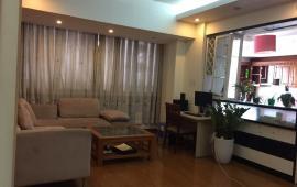 Cho thuê căn hộ chung cư Hà Thành Plaza, 102 Thái Thịnh, 2 phòng ngủ, đầy đủ nội thất