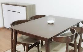 Cho thuê căn hộ chung cư cao cấp Ecolife Tây Hồ, 3 phòng ngủ, đầy đủ nội thất