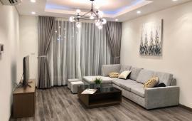 Cho thuê căn hộ Hong Kong Tower, 128m2, 3PN, full nội thất, giá 19 triệu/tháng