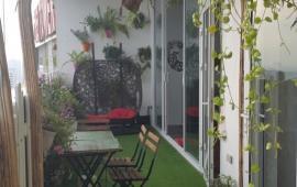 Chính chủ cần cho thuê căn hộ 170 Đê La Thành GP Building, dt 150m2, 3 PN, full đồ, giá 15 tr/th