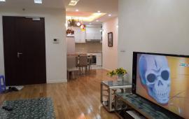 Cho thuê căn hộ M3-M4 Nguyễn Chí Thanh, DT 122m2, 3 phòng ngủ, đủ đồ, giá 13 tr/th
