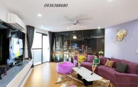 Cho thuê căn hộ chung cư Keangnam, 206m, 4 phòng ngủ, full nội thất sang trọng, đồng bộ (có ảnh)
