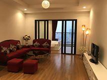Cho thuê chung cư Goldmark City căn góc, 2 phòng ngủ, nội thất đẹp, giá 10 tr/th. LHCC: 0904565730