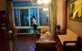Nhà mặt phố tại phố đi bộ Trịnh Công Sơn, diện tích 117m2, đã xây dựng 67m2, 3,5 tầng mặt tiền 5,5m giá 45tr/tháng