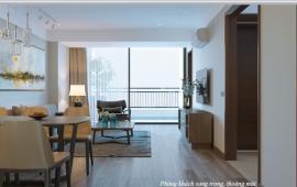 Cho thuê căn hộ cao cấp Northern Diamond Long Biên 2 phòng ngủ mới bàn giao