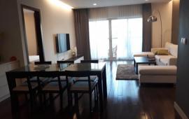 Cho thuê căn hộ cao cấp tại D'.Le Pont D'or, 36 Hoàng Cầu 120m2, 3PN, đủ đồ view hồ Hoàng Cầu tuyệt đẹp.