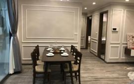 Cho thuê căn hộ cao cấp tại The Lancaster 20 Núi Trúc, Ba Đình 125m2, 2PN giá 25 triệu/tháng.