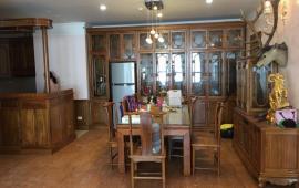 Cho thuê căn hộ chung cư Ngọc Khánh Plaza, 161m, 3PN, full nội thất cao cấp vào ở ngay
