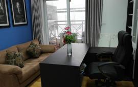 Cho thuê chung cư chợ Mơ, Q. Hai Bà Trưng, 110m2, 3PN, nội thất cực đẹp, 13 tr/th