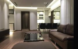 Cho thuê CH Thành Công, tầng 19, 2 phòng ngủ, 120m2, đầy đủ nội thất 14 tr/tháng