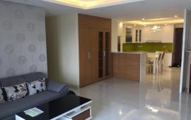 Cho thuê căn hộ 71 Nguyễn Chí Thanh, 3PN, 130m2, full nội thất, giá 14 tr/tháng, LH: 0989862204