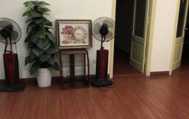 Cho thuê căn hộ chung cư B2 Hàm Nghi Mỹ Đình 3P ngủ nội thất cơ bản vào ở ngay.